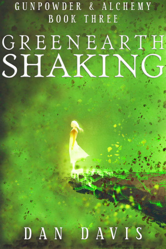 Green Earth Shaking